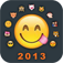 Emoji 2013 All - Emoticons GIF Animation for Messages & More IM
