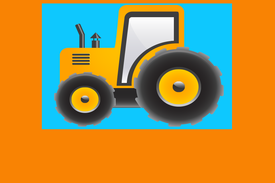 Screenshot Construction Vehicles Puzzle Free
